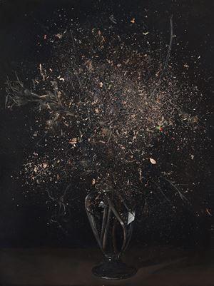 La degenerazione di Daniel by Nicola Samorì contemporary artwork