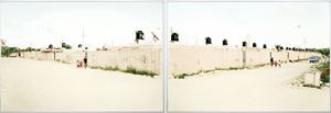 What We Want, Tulum Pueblo, M05 A-B by Francesco Jodice contemporary artwork