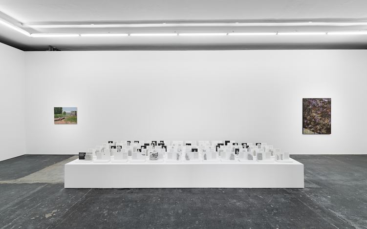 Exhibition view: Group Exhibition, Basel by Berlin, Galeria Plan B, Berlin (19–27 June 2020). Courtesy Galeria Plan B.