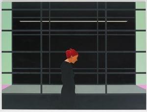 GfZK schwarz by Tim Eitel contemporary artwork