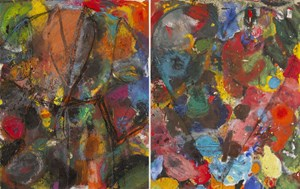 Radiance by Jim Dine contemporary artwork
