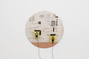 Owls' Ear Trap by Ei Arakawa contemporary artwork