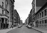 West 80th Street at Broadway, New York by Thomas Struth contemporary artwork photography