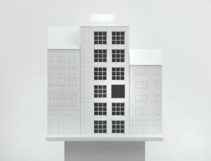 Fenster, Venloer Straße by Isa Genzken contemporary artwork