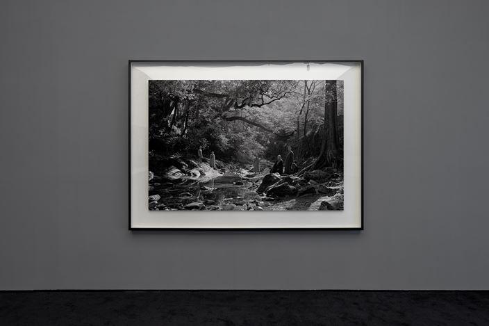 Exhibition view: Yang Fudong, Endless Peaks, ShanghART, Westbund, Shanghai (8 November 2020–24 January 2021). Courtesy ShanghART.