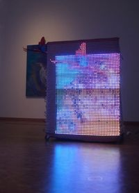 Cologne of the Maghreb (Bodyphilia Song) by Ei Arakawa contemporary artwork sculpture, installation, mixed media