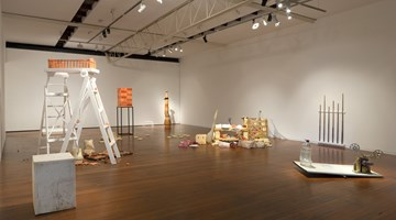 Contemporary art exhibition, Hany Armanious, Cavities, Platforms, Footings. Selected Works: 2007-2012 at Roslyn Oxley9 Gallery, Sydney