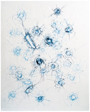 Constellation by Zhao Zhao contemporary artwork