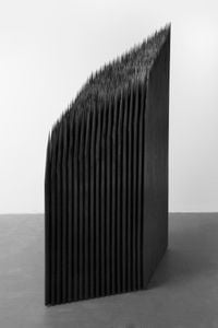 Sharpening - Stick by Yang Mushi contemporary artwork sculpture