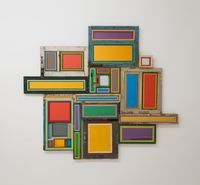 Usefulness of Uselessness - Varied Window No.10 by Song Dong contemporary artwork sculpture