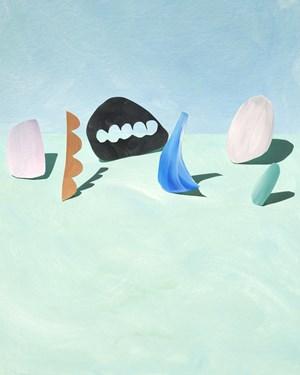notes by Ina Jang contemporary artwork