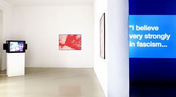 Contemporary art exhibition, Group Exhibition, Clipping the Din at Galerie Krinzinger, Vienna