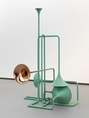 Hypothetisches Gebilde by Alicja Kwade contemporary artwork