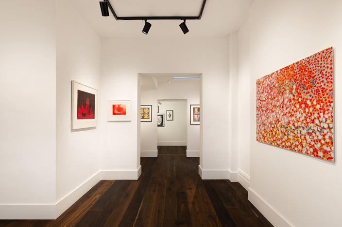 Exhibition view: Lasting Impressions, Dellasposa Gallery, London (4 March–30 May 2020). Courtesy Dellasposa Gallery.