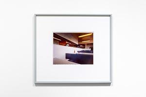 Interior, Blyth Services, Blyth, Nottinghamshire by Paul Graham contemporary artwork