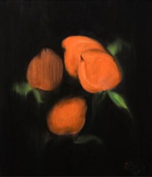 Peach 桃子 by Zhao Zhao contemporary artwork