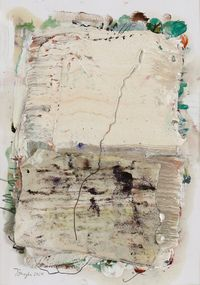 o-T-20-1-20-15 by Michael Toenges contemporary artwork painting, works on paper