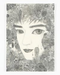 Apparaître by Ataru Sato contemporary artwork works on paper, drawing