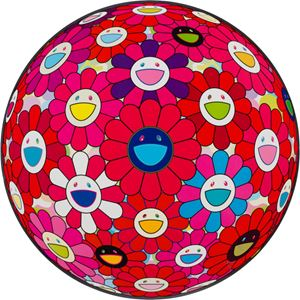 Takashi Murakami, Hey You! Do You Feel What I Feel? by Takashi Murakami contemporary artwork
