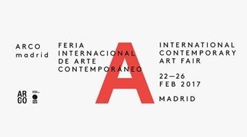 Contemporary art exhibition, ARCOmadrid 2017 at Galerie Lelong & Co. Paris, 13 Rue de Téhéran, Paris