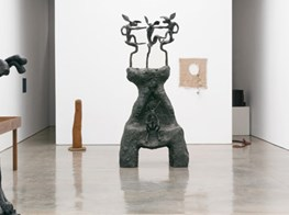 BARRY FLANAGAN: The Hare is Metaphor