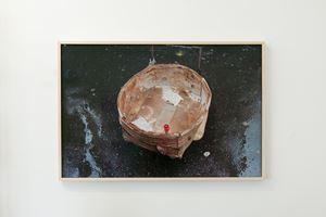 When square becomes circle by Shimabuku contemporary artwork