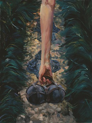 Two Spheres by Yu Hong contemporary artwork