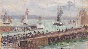Contemporary art exhibition, Picasso, Renoir : The turn of a century at Bailly Gallery, Online Only, Paris