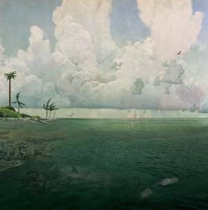 Rising Tide by Anne Zahalka contemporary artwork
