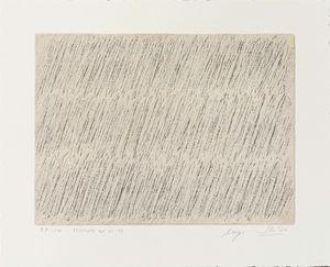 Ecriture 40-77 by Park Seo-Bo contemporary artwork