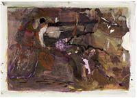 Steine legen, Äpfel lesen XXXI by Maki Na Kamura contemporary artwork painting