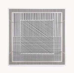 Untitled by Jesús Rafael Soto contemporary artwork
