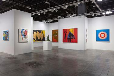 Miles McEnery Gallery, Art Basel in Miami Beach (6–9 December 2018). Courtesy Miles McEnery Gallery.