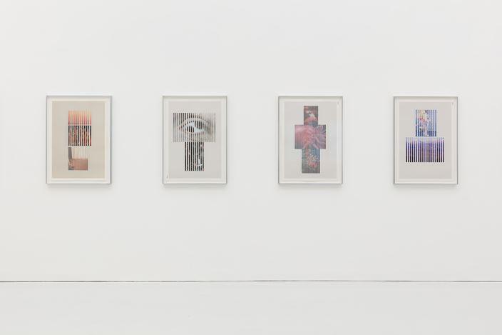 Exhibition view: Goshka Macuga, Kate MacGarry, London (11 September–19 October 2019). Courtesy Kate MacGarry.