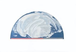 Wings (after Duccio) by Gretchen Albrecht contemporary artwork