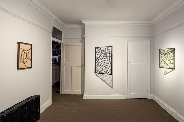 Exhibition view: David Murphy, New Tints, Bartha Contemporary, London (8 September–3 October 2020). Courtesy Bartha Contemporary.
