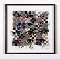 hello little baby by Del Kathryn Barton contemporary artwork mixed media