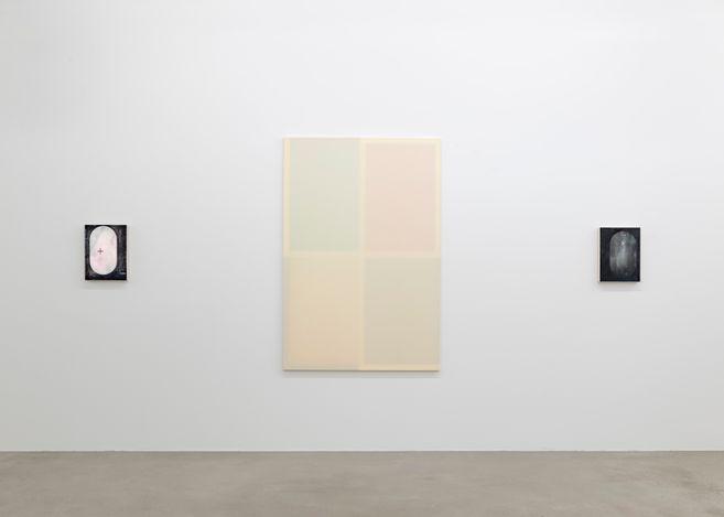 Exhibition view: Kate Andrews & Daniel Schubert, nuances, Setareh X (6–27 February 2021). Courtesy Setareh.
