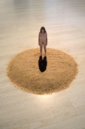 Emerge I (HER) by Juan Zamora contemporary artwork