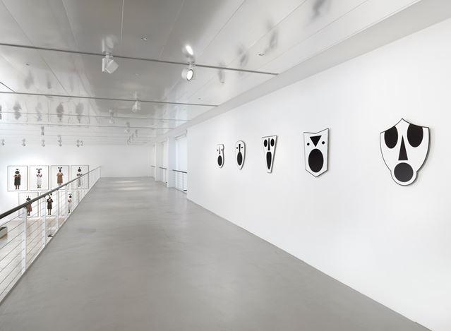 Exhibition view:Yael Bartana,The Graveyard, Capitain Petzel, Berlin (14 September–9 November 2019). Courtesy the artist and Capitain Petzel, Berlin. Photo: Jens Ziehe.