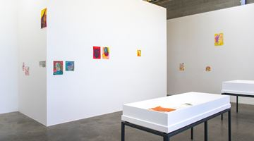 Contemporary art exhibition, Brenda Nightingale, Nathan Pohio, Francis Upritchard, 20/20 Rocks at Jonathan Smart Gallery, Christchurch