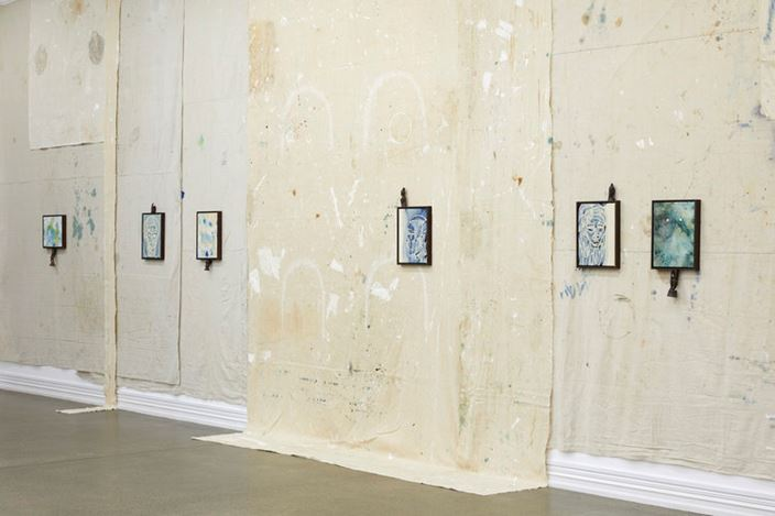 Exhibition view: Laith McGregor, AM/PM/AM, Starkwhite (9 May–8 June 2019). Courtesy Starkwhite.