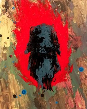 Like a mountain by Takashi Hara contemporary artwork