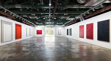 Contemporary art exhibition, Ha Chong-Hyun, Ha Chong-Hyun at Kukje Gallery, Busan, South Korea