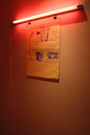 Orange Straw by Francis Yu contemporary artwork