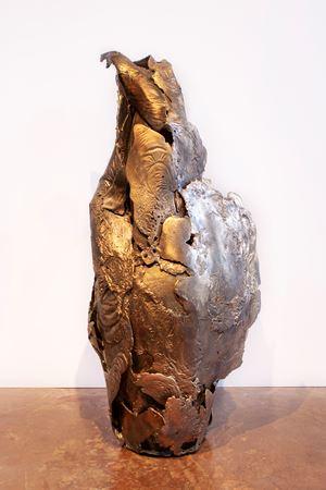 Cluster by Mrinalini Mukherjee contemporary artwork sculpture