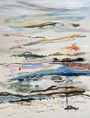 Sea scene no.5 (horizon) by I-Chin Liao contemporary artwork