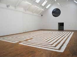 Marina Abramović, Richard Long, and Dorothy Cross at Modern Art Oxford