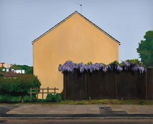 Short Lived by George Shaw contemporary artwork