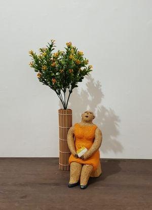 A Dress For All Seasons: Summer by Rosanna Li Wei-Han contemporary artwork sculpture